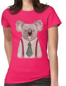 Koala Womens Fitted T-Shirt