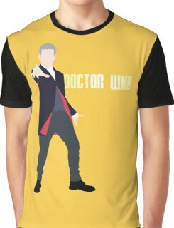 Doctor Who No. 13 Peter Capaldi - T-shirt Graphic T-Shirt