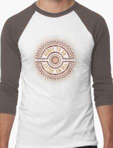 Pokeball Vintage - Pokemon Go Men's Baseball ¾ T-Shirt