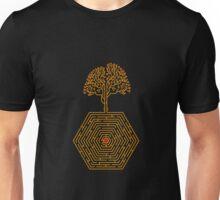 Tree Maze Unisex T-Shirt