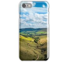 Pennie Way (Peak District) iPhone Case/Skin