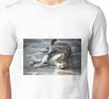 Cosy Kitten Unisex T-Shirt
