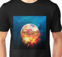 Muse - The globalist earth Unisex T-Shirt