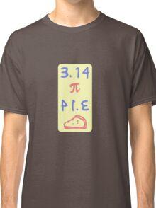 Brooks PI is PIE sign - Life is Strange Classic T-Shirt