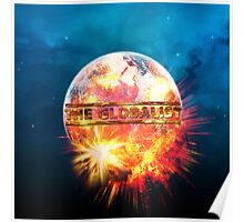 Muse - The globalist earth Poster