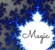 Magic Touch Sticker