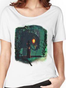 Bioshock Infinite Songbird & Elizabeth Women's Relaxed Fit T-Shirt
