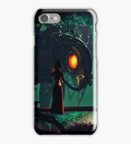 Bioshock Infinite Songbird & Elizabeth iPhone Case/Skin