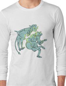 W2H - Guitar (no logo) Long Sleeve T-Shirt