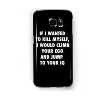 Climb and Jump Samsung Galaxy Case/Skin