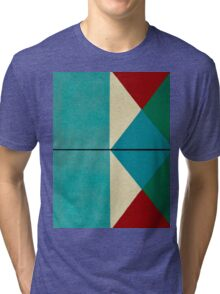 Geometric Thoughts 1  Tri-blend T-Shirt