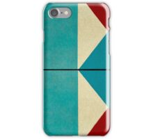 Geometric Thoughts 1  iPhone Case/Skin