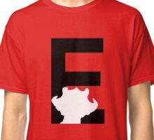 E is for Empress of the Racnoss Classic T-Shirt