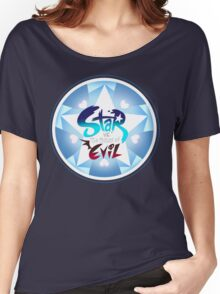 Star vs the forces of evil Logo Women's Relaxed Fit T-Shirt