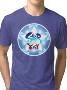 Star vs the forces of evil Logo Tri-blend T-Shirt