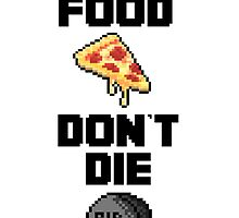 Eat food, don't die - Hat films by Joefishjones .