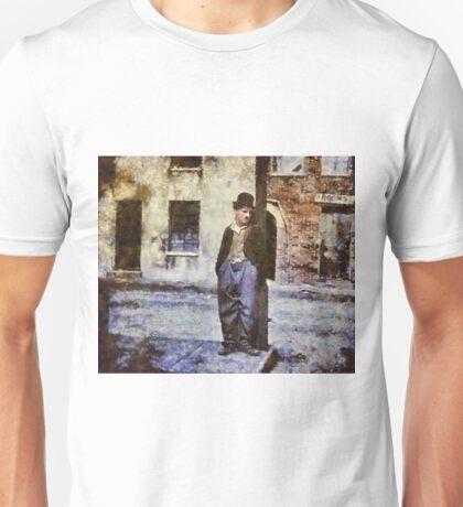 Charlie Chaplin Classic Hollywood Unisex T-Shirt