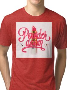 Powder Doom Tri-blend T-Shirt