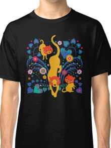 Big CAT mama Classic T-Shirt