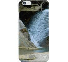 Lace Falls at Natural Bridge-VA iPhone Case/Skin