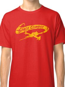 Space Cowboy - Distressed Yellow Classic T-Shirt