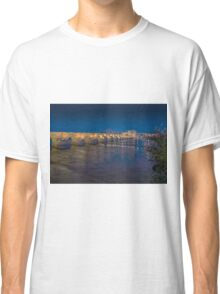 The Roman bridge at Cordoba, Spain Classic T-Shirt