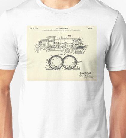Gas Transport-1933 Unisex T-Shirt