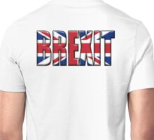 BREXIT, UK, Union Jack, Great Britain, Pure & Simple Unisex T-Shirt