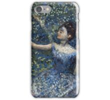 Edgar Degas - Dancer With A Tambourine iPhone Case/Skin