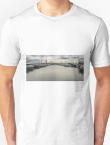 Peaceful Mooring Unisex T-Shirt