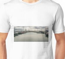 Peaceful Mooring Unisex T-Shirt