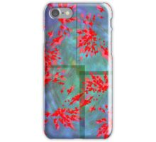 20160912 red trompets no. 3 iPhone Case/Skin