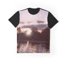 A magenta mood Graphic T-Shirt