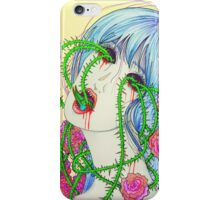 Beauty is always in the eyes of the beholder. iPhone Case/Skin