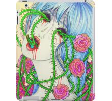 Beauty is always in the eyes of the beholder. iPad Case/Skin