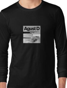 agust d Long Sleeve T-Shirt