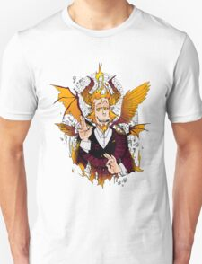 Demon Mephistopheles (Colors) Unisex T-Shirt