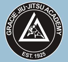GRACIE BRAZILIAN JIU-JITSU (2) Baby Tee