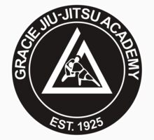 GRACIE BRAZILIAN JIU-JITSU (2) One Piece - Long Sleeve