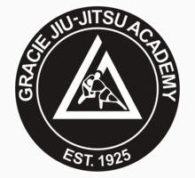 GRACIE BRAZILIAN JIU-JITSU (2) Kids Tee