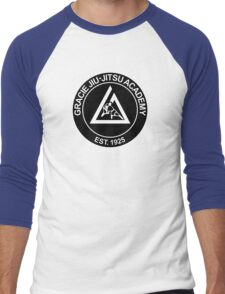 GRACIE BRAZILIAN JIU-JITSU (2) Men's Baseball ¾ T-Shirt