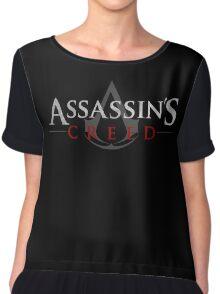 Assassin's Creed Chiffon Top