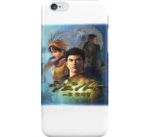 Shenmue - Box Art iPhone Case/Skin
