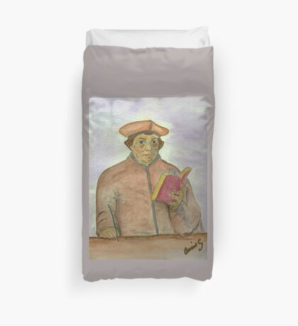 Martin Luther Duvet Cover
