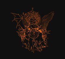 Demon Mephistopheles (linework) Unisex T-Shirt