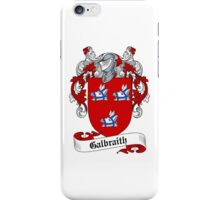Galbraith  iPhone Case/Skin