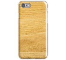 Tuscany, fields after harvest iPhone Case/Skin