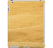 Tuscany, fields after harvest iPad Case/Skin