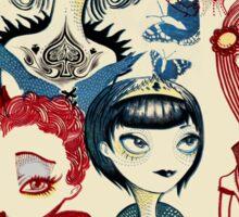 Card Queens Sticker
