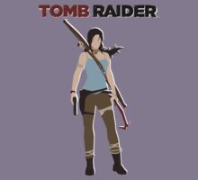 Lara Croft -  Tomb Raider Kids Clothes